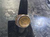 BRADFORD EXCHANGE 1939 $5 EAGLE PROOF RING